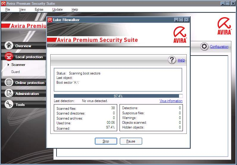 Avira Internet Security Suite Review & Rating | PCMag.com