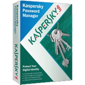 kaspersky password