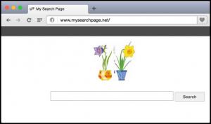 MySearchPage-net