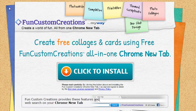 FunCustomCreations Toolbar Removal