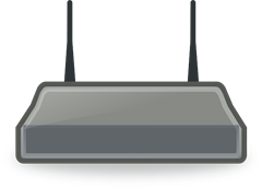 Wireless router features