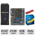 ASUS P8H61-M LE/CSM R2.0 Socket 1155 Mother Bundle