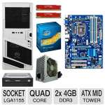 GIGABYTE GA-Z77-DS3H Intel 7 Series Motherb Bundle